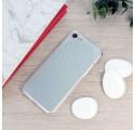 CLEAR + CARBON x4 ETUI NA TELEFON HTC DESIRE 830
