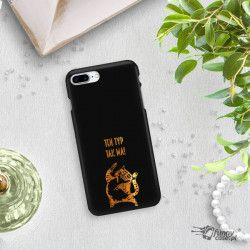 NEON GOLD ETUI NA TELEFON IPHONE 7 PLUS 8 A1661/A1864 CZAR NEON ZLC100