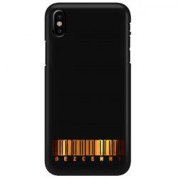 NEON GOLD ETUI NA TELEFON IPHONE X / XS A1865/A1920 MIENIĄCE SIĘ ZLC105