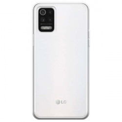PŘÍPAD CLEAR TELEFONU LG K62 TRANSPARENT