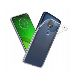 PŘÍPAD PROTECT CLEAR 2MM TELEFONU MOTOROLA MOTO G7 POWER TRANSPARENT