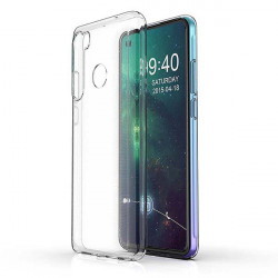 PŘÍPAD CLEAR TELEFONU HTC DESIRE D20 PRO TRANSPARENT